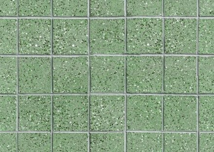 Click to get the codes for this image. Masonry Square Green Brick Wall Seamless Background Texture, Bricks, Checkers and Squares, Green Background Wallpaper Image or texture free for any profile, webpage, phone, or desktop