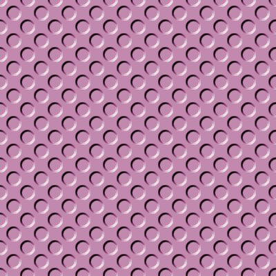 Click to get the codes for this image. Mauve Indented Circles Background Seamless, Beveled and Indented, Circles, Pink, Purple Background Wallpaper Image or texture free for any profile, webpage, phone, or desktop
