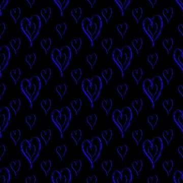 Click to get the codes for this image. Metallic Blue Hearts Wallpaper On Black Background, Hearts, Metallic, Blue Background Wallpaper Image or texture free for any profile, webpage, phone, or desktop