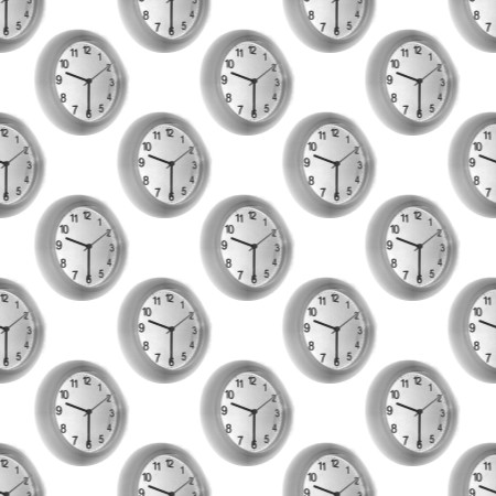 Click to get the codes for this image. Monochrome Clocks, Gadgets Background Wallpaper Image or texture free for any profile, webpage, phone, or desktop