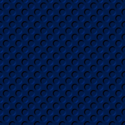 Click to get the codes for this image. Navy Blue Indented Circles Background Seamless, Beveled and Indented, Circles, Blue Background Wallpaper Image or texture free for any profile, webpage, phone, or desktop