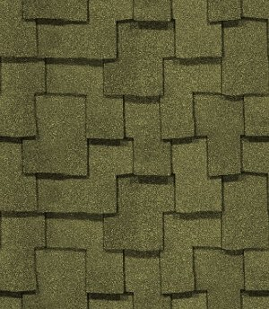 Click to get the codes for this image. Olive Green Interlocking Roof Shingles Background Seamless, Shingles  Roofs, Green Background Wallpaper Image or texture free for any profile, webpage, phone, or desktop