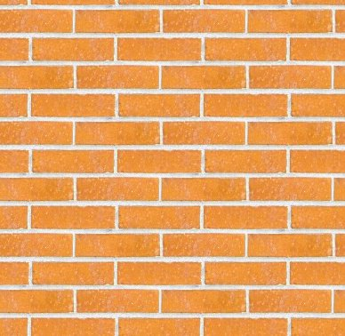 Click to get the codes for this image. Orange Bricks Wall Seamless Background Texture, Bricks, Orange Background Wallpaper Image or texture free for any profile, webpage, phone, or desktop