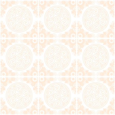 Click to get the codes for this image. Orange Ornate Circles And Squares Watermark, Ornate, Orange, Circles, Watermark Background Wallpaper Image or texture free for any profile, webpage, phone, or desktop