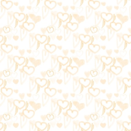 Click to get the codes for this image. Orange Pastel Random Hearts, Hearts, Orange Background Wallpaper Image or texture free for any profile, webpage, phone, or desktop