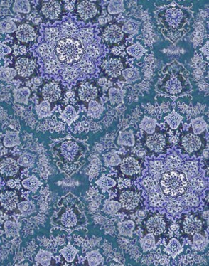 Click to get the codes for this image. Oriental Rug Seamless Blue Carpet Background Tileable, Carpet and Rugs, Ornate, Blue Background Wallpaper Image or texture free for any profile, webpage, phone, or desktop