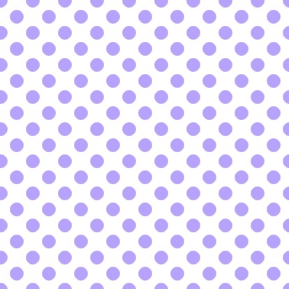 Click to get the codes for this image. Periwinkle Polkadots On White, Polka Dots, Blue Background Wallpaper Image or texture free for any profile, webpage, phone, or desktop