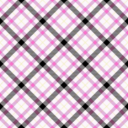 Click to get the codes for this image. Pink And Black Seamless Plaid, Pink, Plaid, Cloth Background Wallpaper Image or texture free for any profile, webpage, phone, or desktop