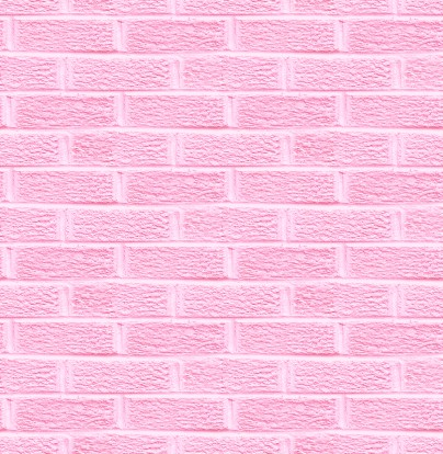 Click to get the codes for this image. Pink Brick Wall Seamless Background Texture, Bricks, Pink Background Wallpaper Image or texture free for any profile, webpage, phone, or desktop