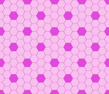 Click to get the codes for this image. Pink Hexagon Tile Seamless Background Pattern, Tile, Pink Background Wallpaper Image or texture free for any profile, webpage, phone, or desktop