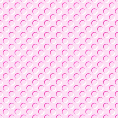 Click to get the codes for this image. Pink Indented Circles Background Seamless, Beveled and Indented, Circles, Pink Background Wallpaper Image or texture free for any profile, webpage, phone, or desktop