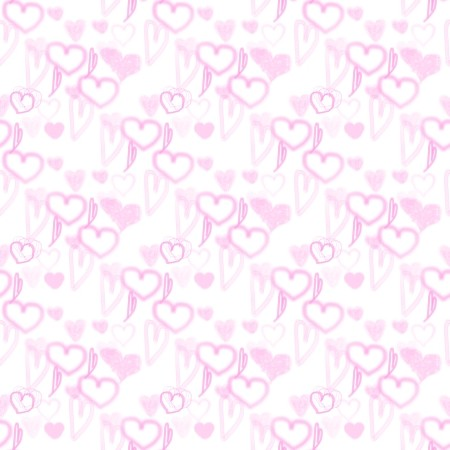 Click to get the codes for this image. Pink Pastel Random Hearts, Pink, Hearts Background Wallpaper Image or texture free for any profile, webpage, phone, or desktop