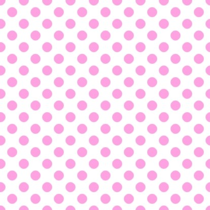 Click to get the codes for this image. Pink Polkadots On White, Pink, Polka Dots Background Wallpaper Image or texture free for any profile, webpage, phone, or desktop