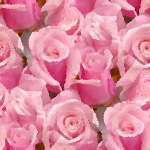 Click to get the codes for this image. Pink Roses Seamless Painting, Pink, Artistic, Flowers Background Wallpaper Image or texture free for any profile, webpage, phone, or desktop