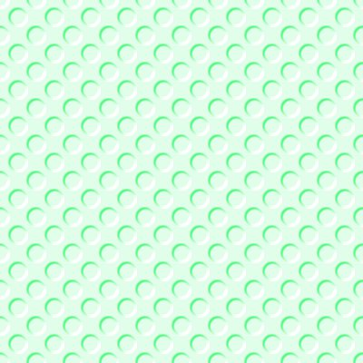Click to get the codes for this image. Pistachio Green Indented Circles Background Seamless, Beveled and Indented, Circles, Green Background Wallpaper Image or texture free for any profile, webpage, phone, or desktop