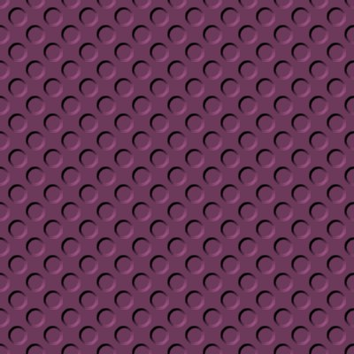 Click to get the codes for this image. Plumb Colored Indented Circles Background Seamless, Beveled and Indented, Circles, Purple Background Wallpaper Image or texture free for any profile, webpage, phone, or desktop