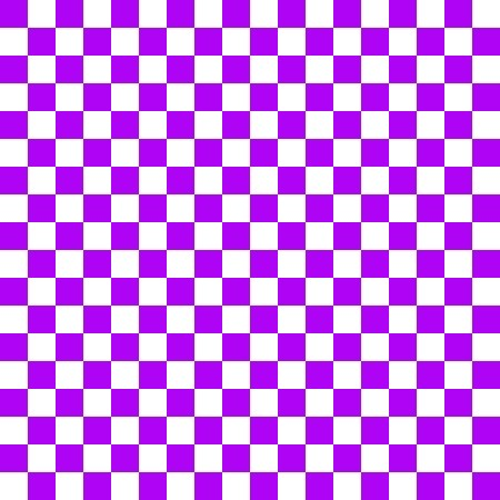 Click to get the codes for this image. Purple And White Checkerboard Pattern, Checkers and Squares, Purple Background Wallpaper Image or texture free for any profile, webpage, phone, or desktop