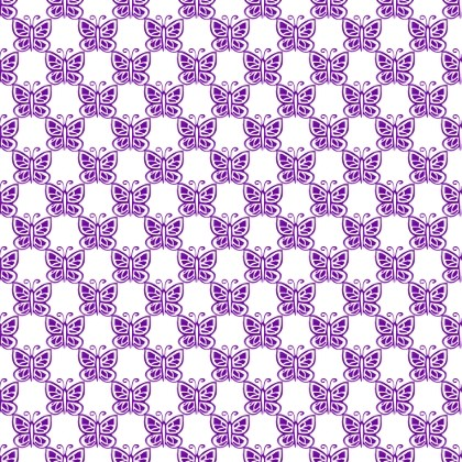 Purple Butterfly Backgrounds on Purple Butterflies On White  Purple  Butterflies Background Wallpaper