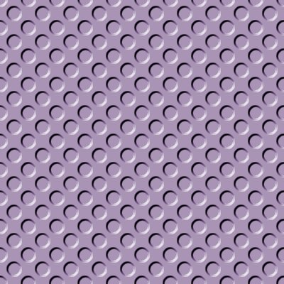 Click to get the codes for this image. Purple Heather Indented Circles Background Seamless, Beveled and Indented, Circles, Purple Background Wallpaper Image or texture free for any profile, webpage, phone, or desktop