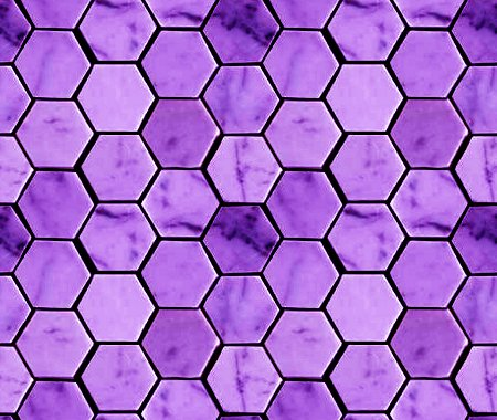 Click to get the codes for this image. Purple Hexagon Tile Background Seamless, Tile, Purple Background Wallpaper Image or texture free for any profile, webpage, phone, or desktop
