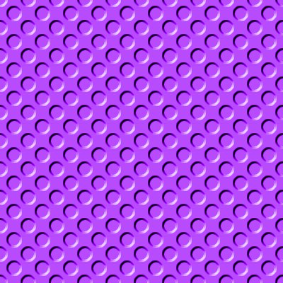 Click to get the codes for this image. Purple Indented Circles Background Seamless, Beveled and Indented, Circles, Purple Background Wallpaper Image or texture free for any profile, webpage, phone, or desktop
