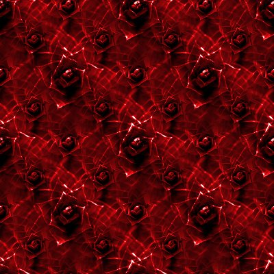 Click to get the codes for this image. Red Abstract Flowers Background Texture Tiled, Flowers, Abstract, Red Background Wallpaper Image or texture free for any profile, webpage, phone, or desktop