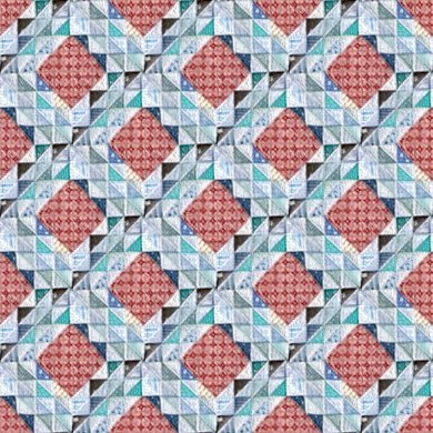 Click to get the codes for this image. Red And Green Quilt Pattern Seamless, Quilts, Cloth Background Wallpaper Image or texture free for any profile, webpage, phone, or desktop