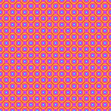 Click to get the codes for this image. Red Blue And Yellow Circles And Dots Pattern, Rainbow, Circles Background Wallpaper Image or texture free for any profile, webpage, phone, or desktop