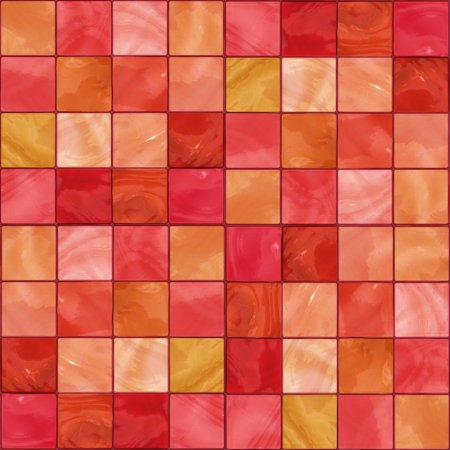 Click to get the codes for this image. Red Glass Tile Background Seamless, Tile, Red Background Wallpaper Image or texture free for any profile, webpage, phone, or desktop