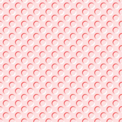 Click to get the codes for this image. Salmon Red Indented Circles Background Seamless, Beveled and Indented, Circles, Red, Pink Background Wallpaper Image or texture free for any profile, webpage, phone, or desktop