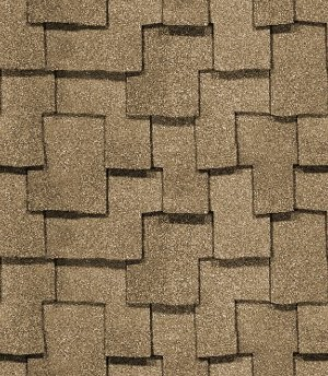 Click to get the codes for this image. Sandy Tan Interlocking Roof Shingles Background Seamless, Shingles  Roofs, Brown Background Wallpaper Image or texture free for any profile, webpage, phone, or desktop