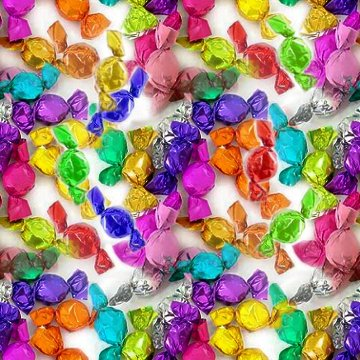 Click to get the codes for this image. Seamless Colorful Candies, Candy, Food  Drink Background Wallpaper Image or texture free for any profile, webpage, phone, or desktop