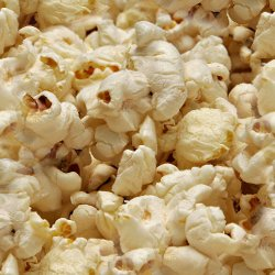 Click to get the codes for this image. Seamless Popcorn, Food  Drink Background Wallpaper Image or texture free for any profile, webpage, phone, or desktop