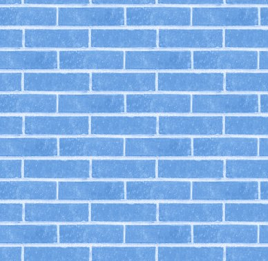 Click to get the codes for this image. Sky Blue Bricks Wall Seamless Background Texture, Bricks, Blue Background Wallpaper Image or texture free for any profile, webpage, phone, or desktop