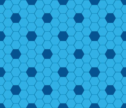 Click to get the codes for this image. Sky Blue Hexagon Tile Seamless Background Pattern, Tile, Blue Background Wallpaper Image or texture free for any profile, webpage, phone, or desktop