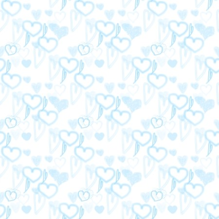 Click to get the codes for this image. Sky Blue Pastel Random Hearts, Blue, Hearts Background Wallpaper Image or texture free for any profile, webpage, phone, or desktop