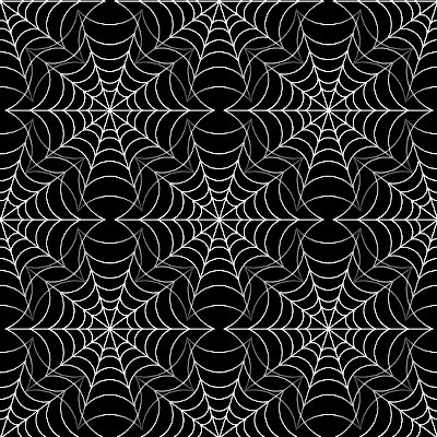 Click to get the codes for this image. Spiderweb Seamless Background Texture Black, Bugs  Insects, Black and White, Black Background Wallpaper Image or texture free for any profile, webpage, phone, or desktop