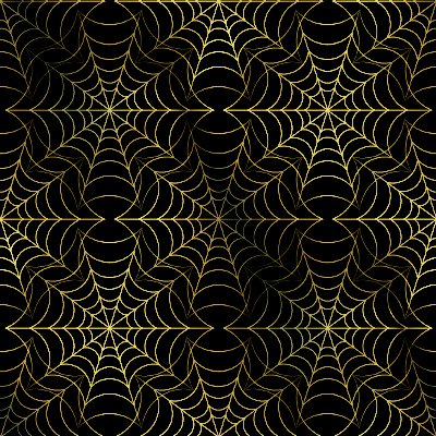 Click to get the codes for this image. Spiderweb Seamless Background Texture Gold, Bugs  Insects, Gold Background Wallpaper Image or texture free for any profile, webpage, phone, or desktop
