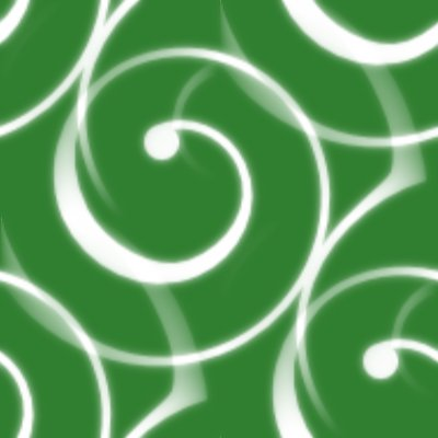 Click to get the codes for this image. Spiral Squiggles On Green Seamless Wallpaper, Spirals, Green Background Wallpaper Image or texture free for any profile, webpage, phone, or desktop