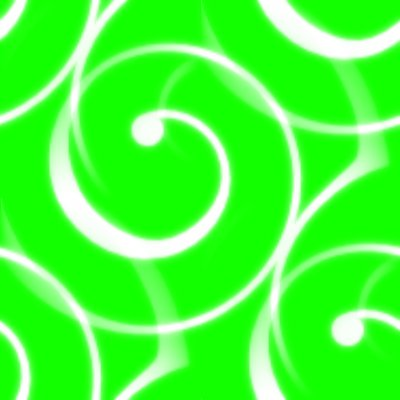 Click to get the codes for this image. Spiral Squiggles On Neon Green Seamless Wallpaper, Spirals, Green Background Wallpaper Image or texture free for any profile, webpage, phone, or desktop