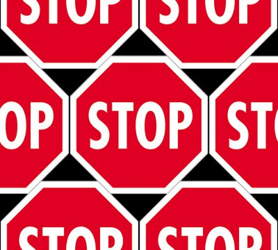 Click to get the codes for this image. Stop Signs Background Seamless, Street Signs, Red Background Wallpaper Image or texture free for any profile, webpage, phone, or desktop