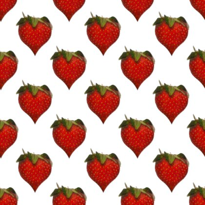 Click to get the codes for this image. Strawberry Hearts Background Seamless, Food  Drink, Hearts Background Wallpaper Image or texture free for any profile, webpage, phone, or desktop