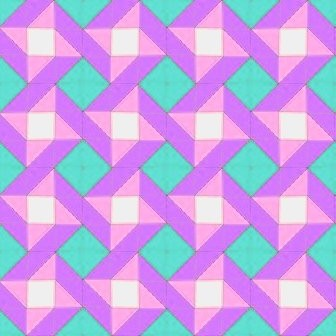 Click to get the codes for this image. Teal And Purple Seamless Quilt Pattern, Quilts, Purple Background Wallpaper Image or texture free for any profile, webpage, phone, or desktop