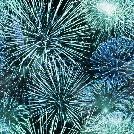 Click to get the codes for this image. Teal Fireworks Background Texture Seamless, Fireworks, Aqua Background Wallpaper Image or texture free for any profile, webpage, phone, or desktop