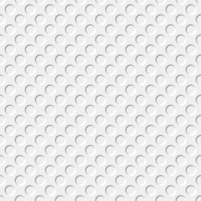 Click to get the codes for this image. White Indented Circles Background Seamless, Beveled and Indented, Circles, White Background Wallpaper Image or texture free for any profile, webpage, phone, or desktop