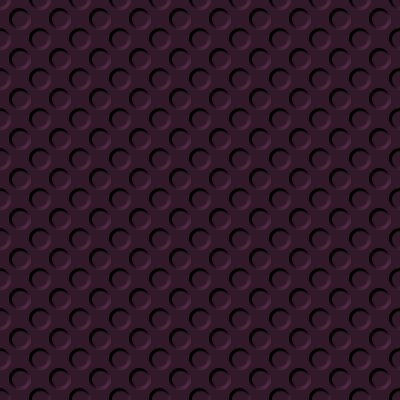 Click to get the codes for this image. Wine Colored Indented Circles Background Seamless, Beveled and Indented, Circles, Purple Background Wallpaper Image or texture free for any profile, webpage, phone, or desktop