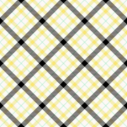 Click to get the codes for this image. Yellow And Black Seamless Plaid, Plaid, Yellow Background Wallpaper Image or texture free for any profile, webpage, phone, or desktop