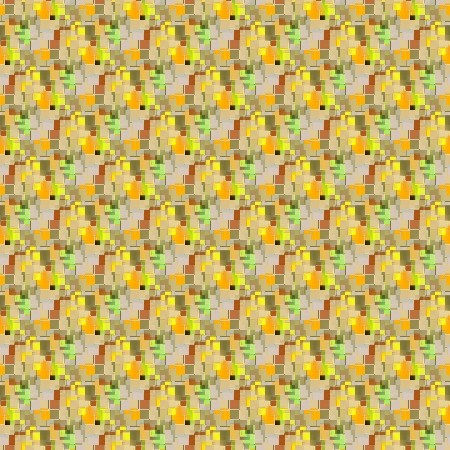 Click to get the codes for this image. Yellow And Brown Jumbled Squares Pattern, Yellow, Checkers and Squares, Abstract Background Wallpaper Image or texture free for any profile, webpage, phone, or desktop