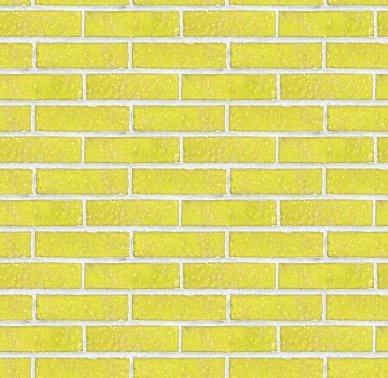 Click to get the codes for this image. Yellow Bricks Wall Seamless Background Texture, Bricks, Yellow Background Wallpaper Image or texture free for any profile, webpage, phone, or desktop