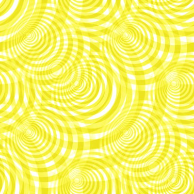 Click to get the codes for this image. Yellow Circle Spirals Background Texture Tiled, Circles, Spirals, Yellow Background Wallpaper Image or texture free for any profile, webpage, phone, or desktop